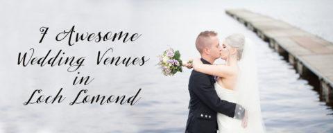 Loch Lomond Wedding Venues